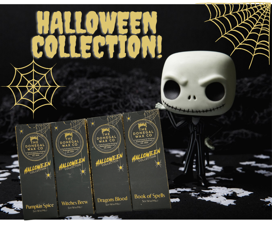 Halloween 4 Bar Halloween Box Limited Collection