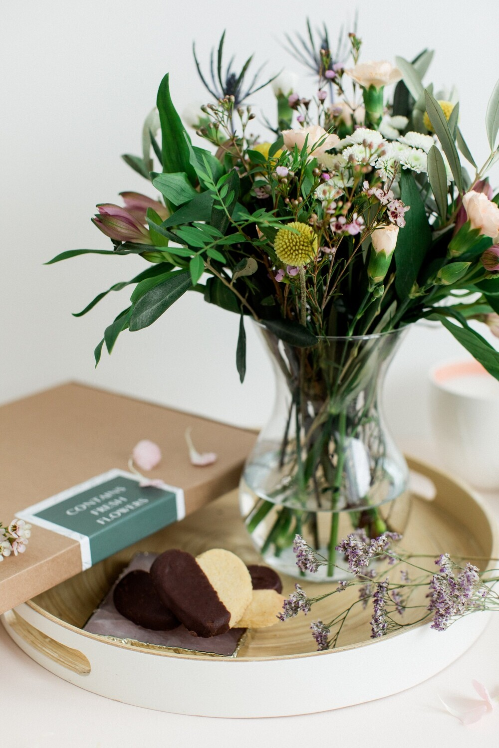 Letterbox Posy Flowers