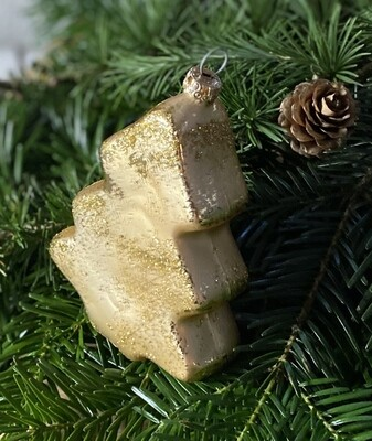 Guld Juletræ