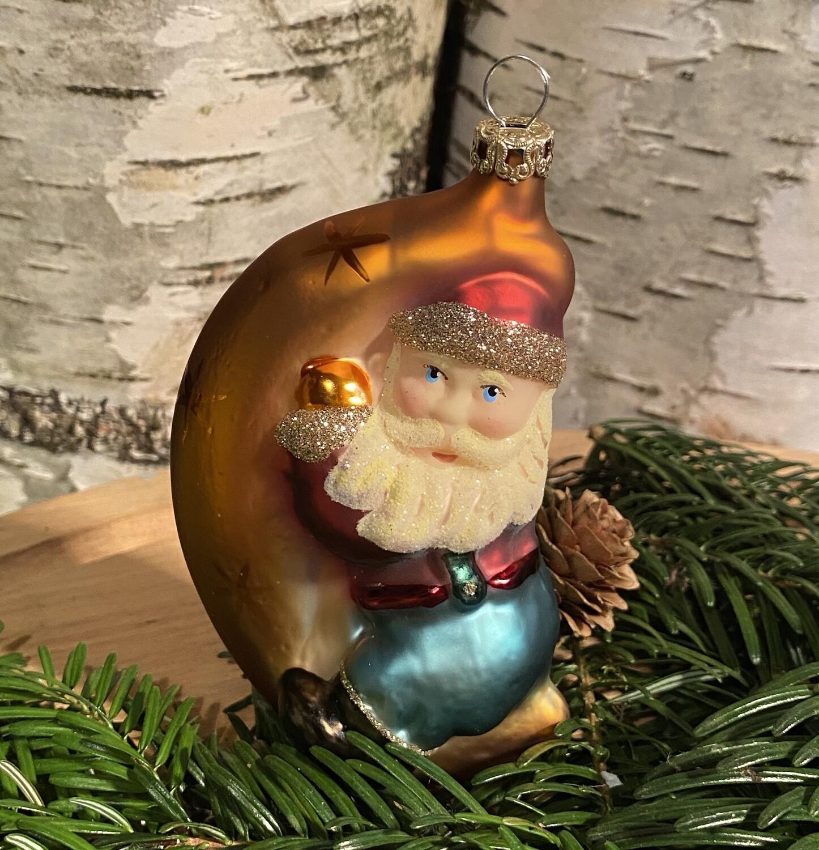 Santa på månen