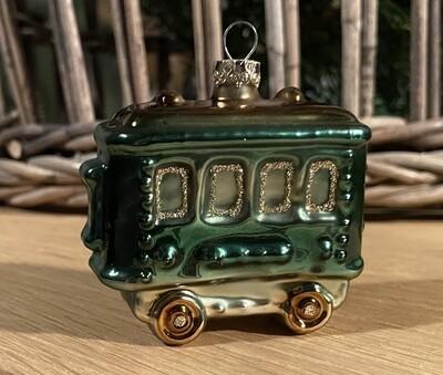 Togvogn til Julelokomotivet