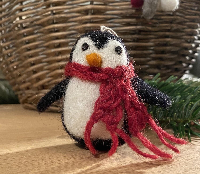 Filtet Kejser Pingvin