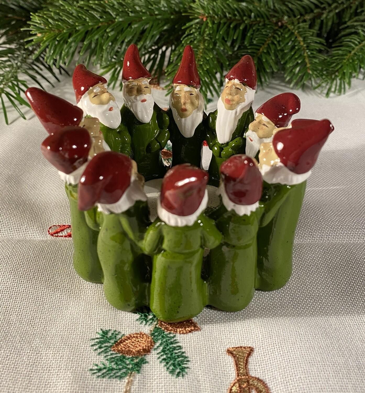 Grøn Tomtering