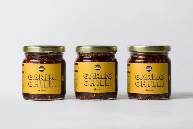 [Triple Pack] Garlic Chilli - Original