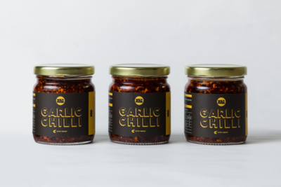 [Triple Pack] Garlic Chilli - With Shrimp