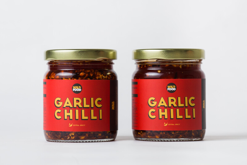[Twin Pack] Garlic Chilli - Extra Spicy