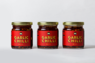 [Triple Pack] Garlic Chilli - Extra Spicy