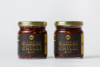 [Twin Pack] Garlic Chilli - With Shrimp