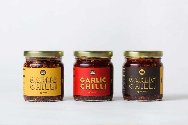 Garlic Chilli Starter Pack