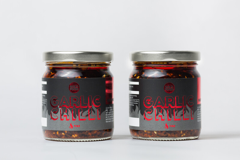 [Twin Pack] Garlic Chilli - Fire