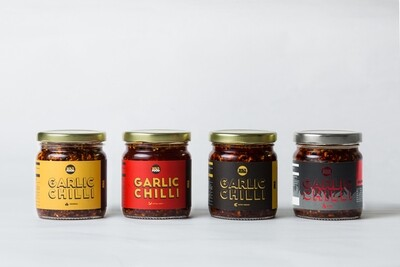 Garlic Chilli Bundle Pack - All In One