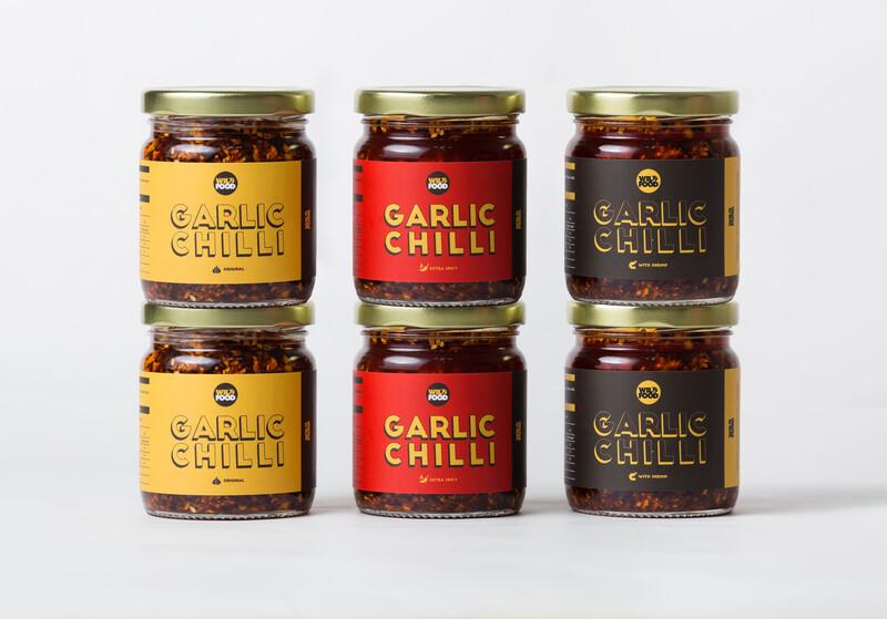 [Family Pack] Garlic Chilli - The OG