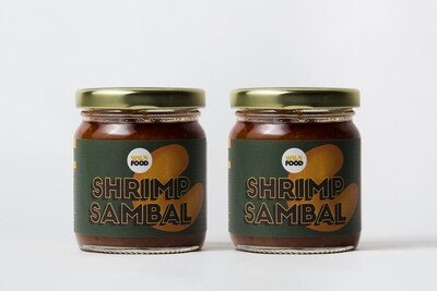 [Twin Pack] Shrimp Sambal
