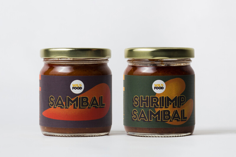 [Mixed Twin Pack] Sambal & Shrimp Sambal
