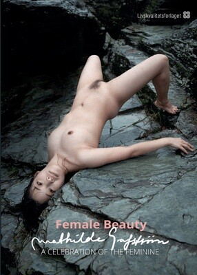 BOOK (US shipping): Female Beauty – A Celebration of the Feminine, 2019, 800 pages