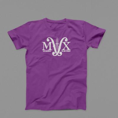 """""""MVX"""" Official Logo Shirt"""