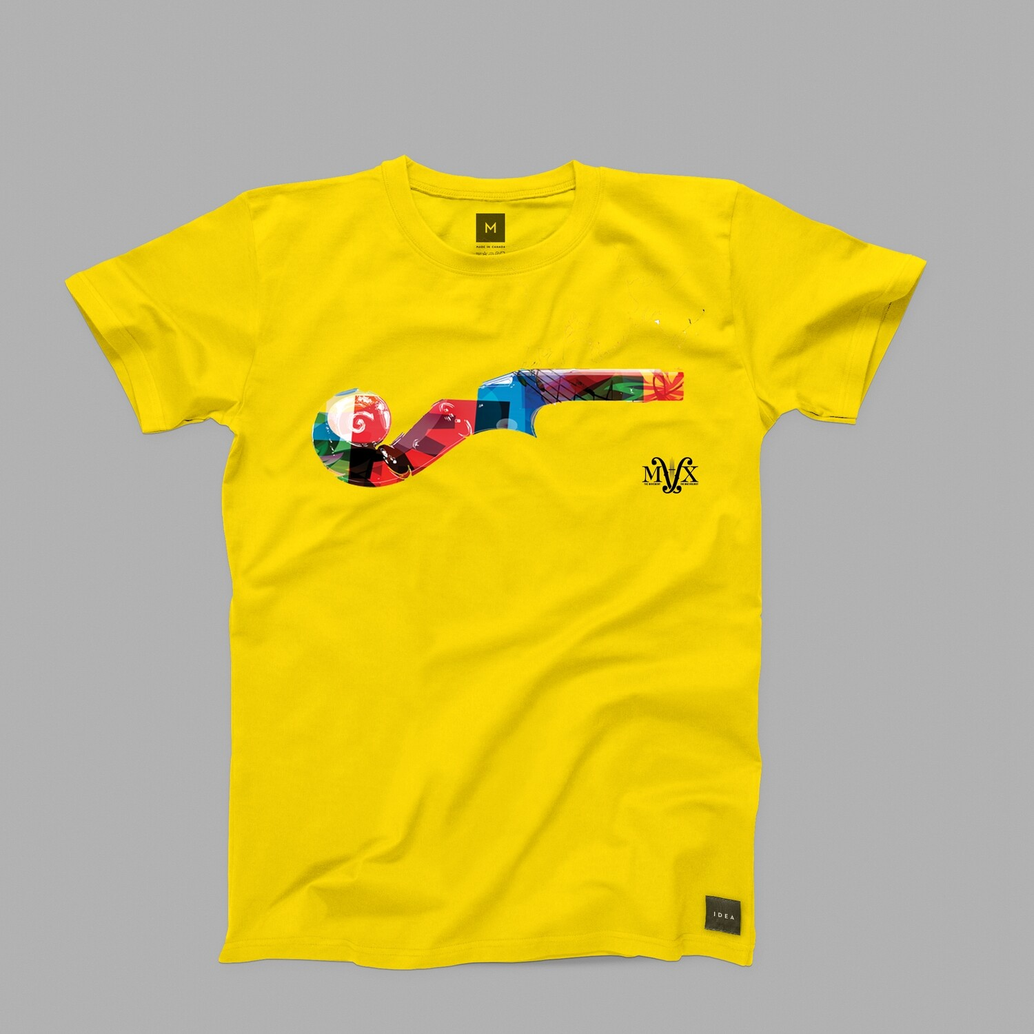 """The Mad Violinist """"Africa Strings"""" T-Shirt"""
