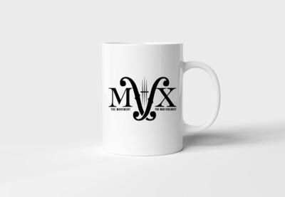 """MVX """"The Mad Violinist"""" Official Logo Mug"""