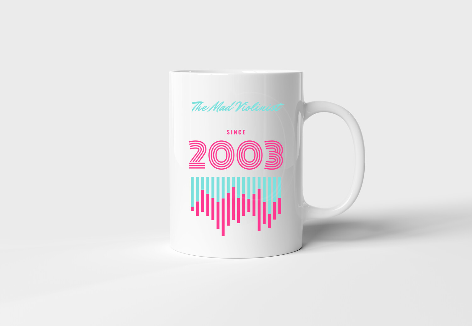 The Mad Violinist since 2003 Mug