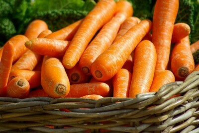 Carrots (bunch)