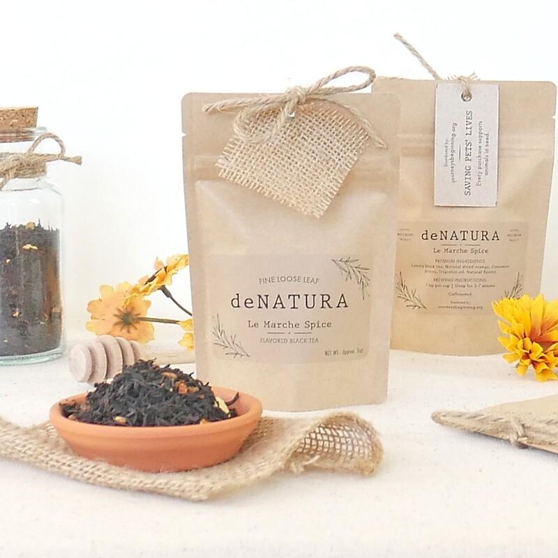 Le Marche Spice - Craft Pouch