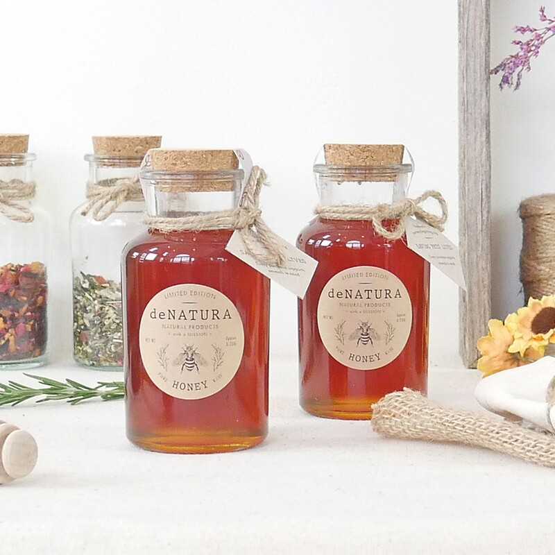 All Natural Honey - Glass Jar