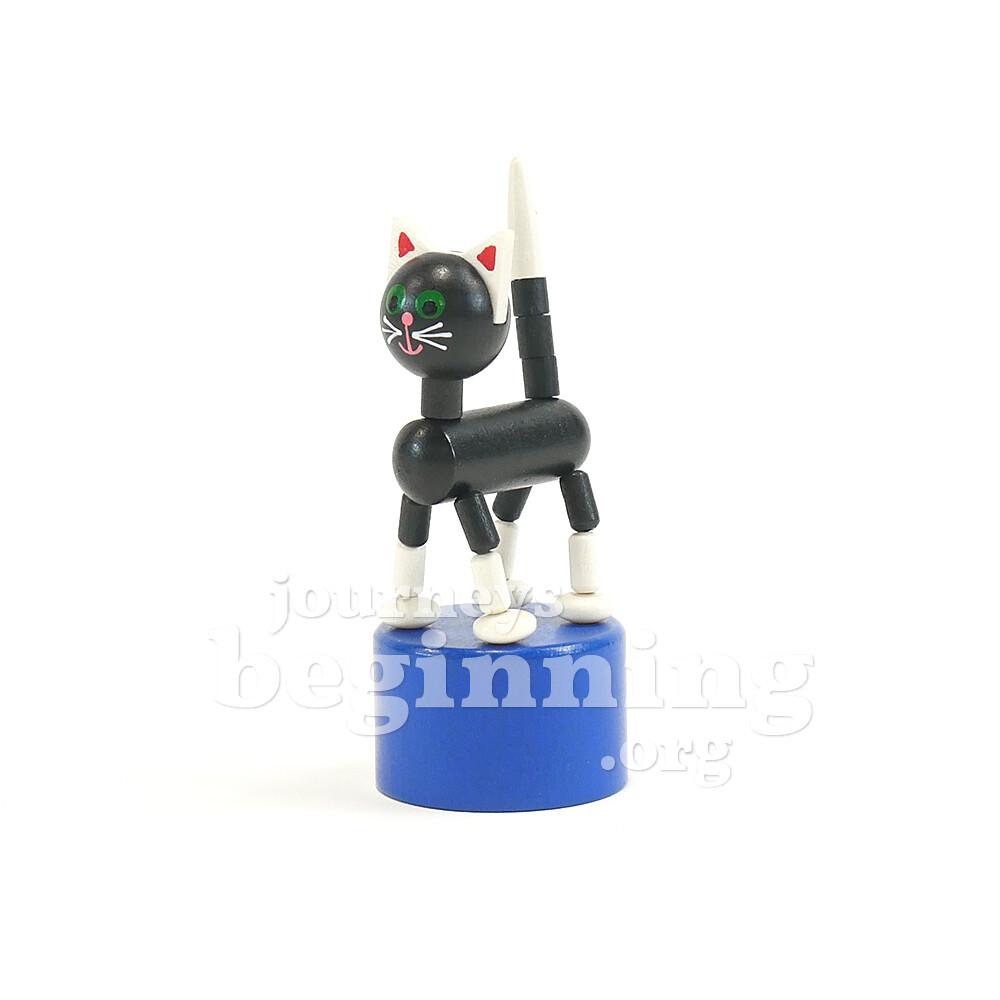 Dancing Cat Press Puppet