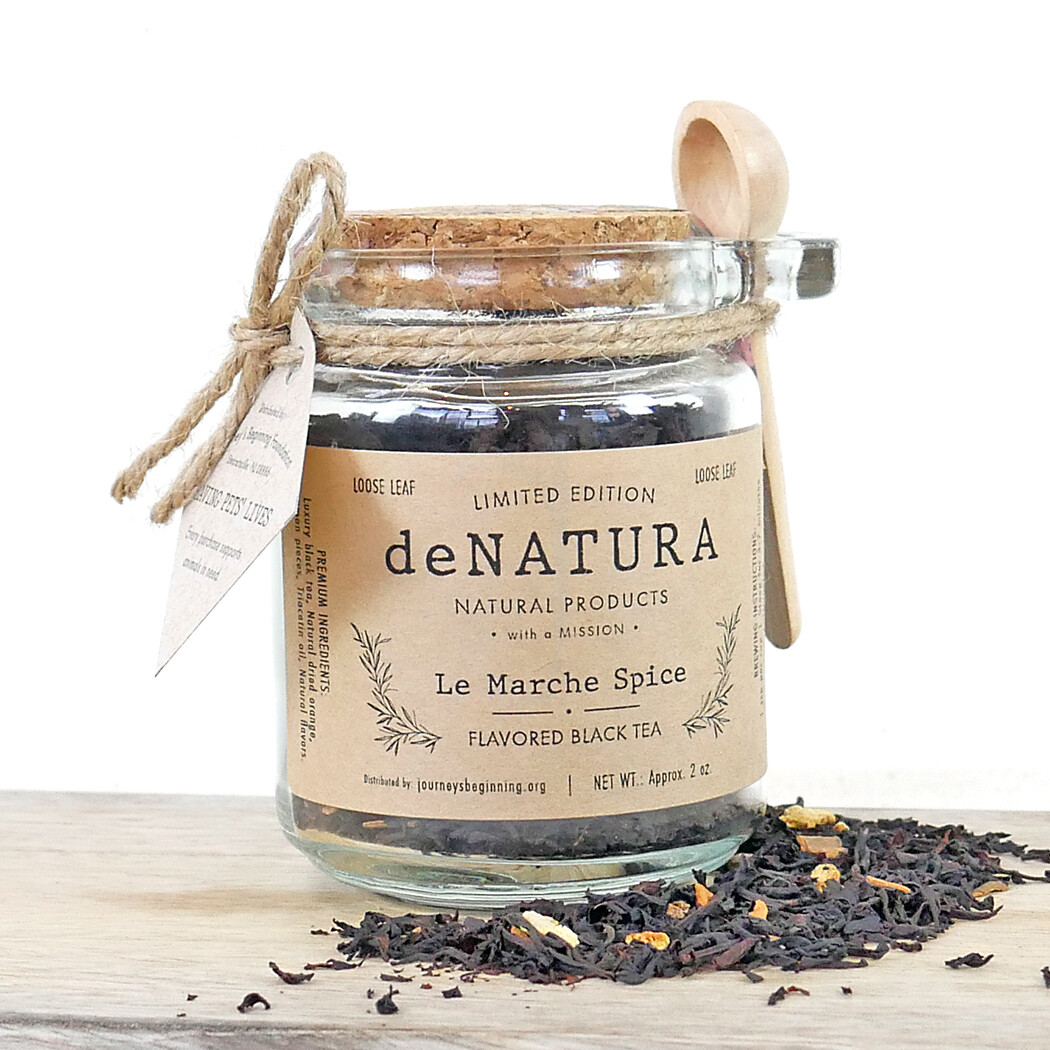 Le Marche Spice - Glass Jar