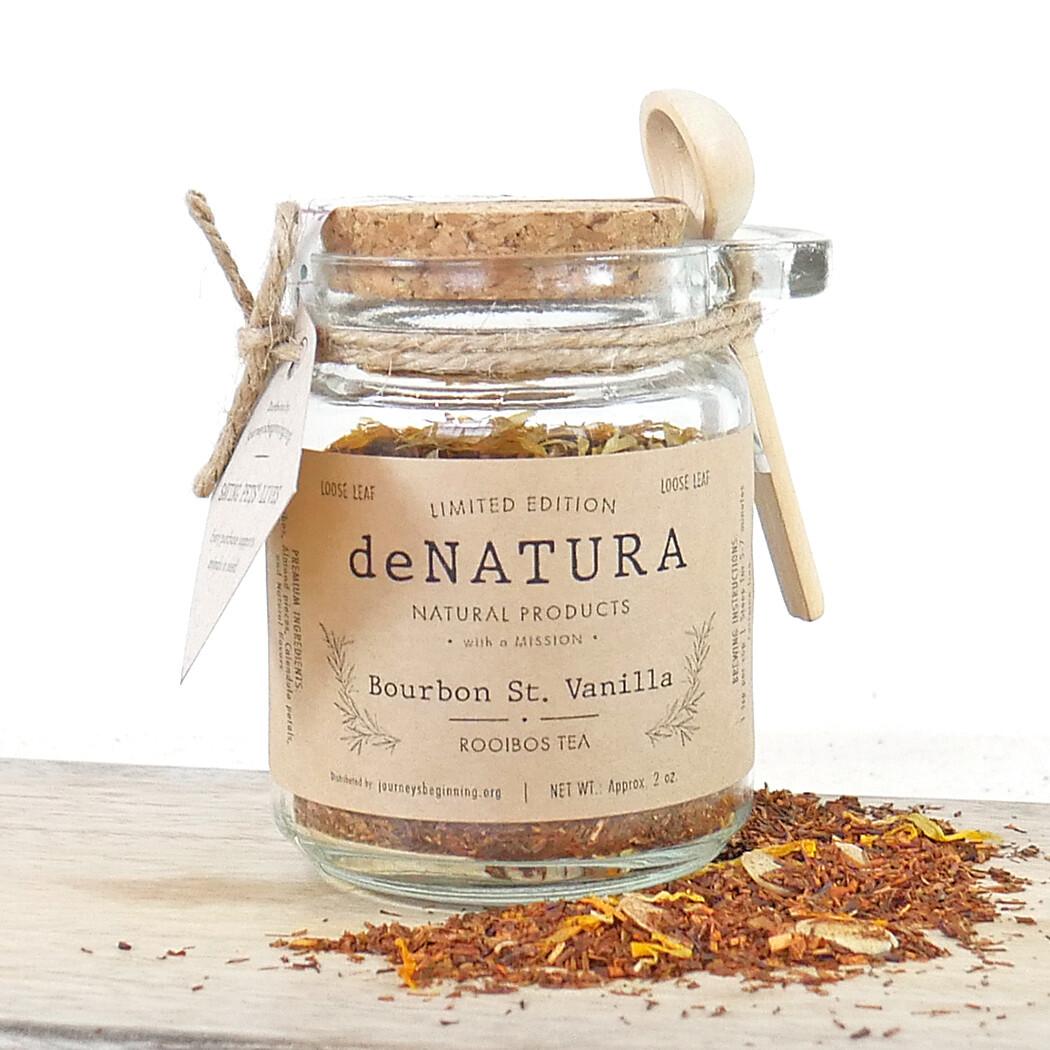 Bourbon St. Vanilla - Glass Jar