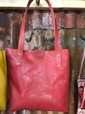 Pippa Tote Bag Red