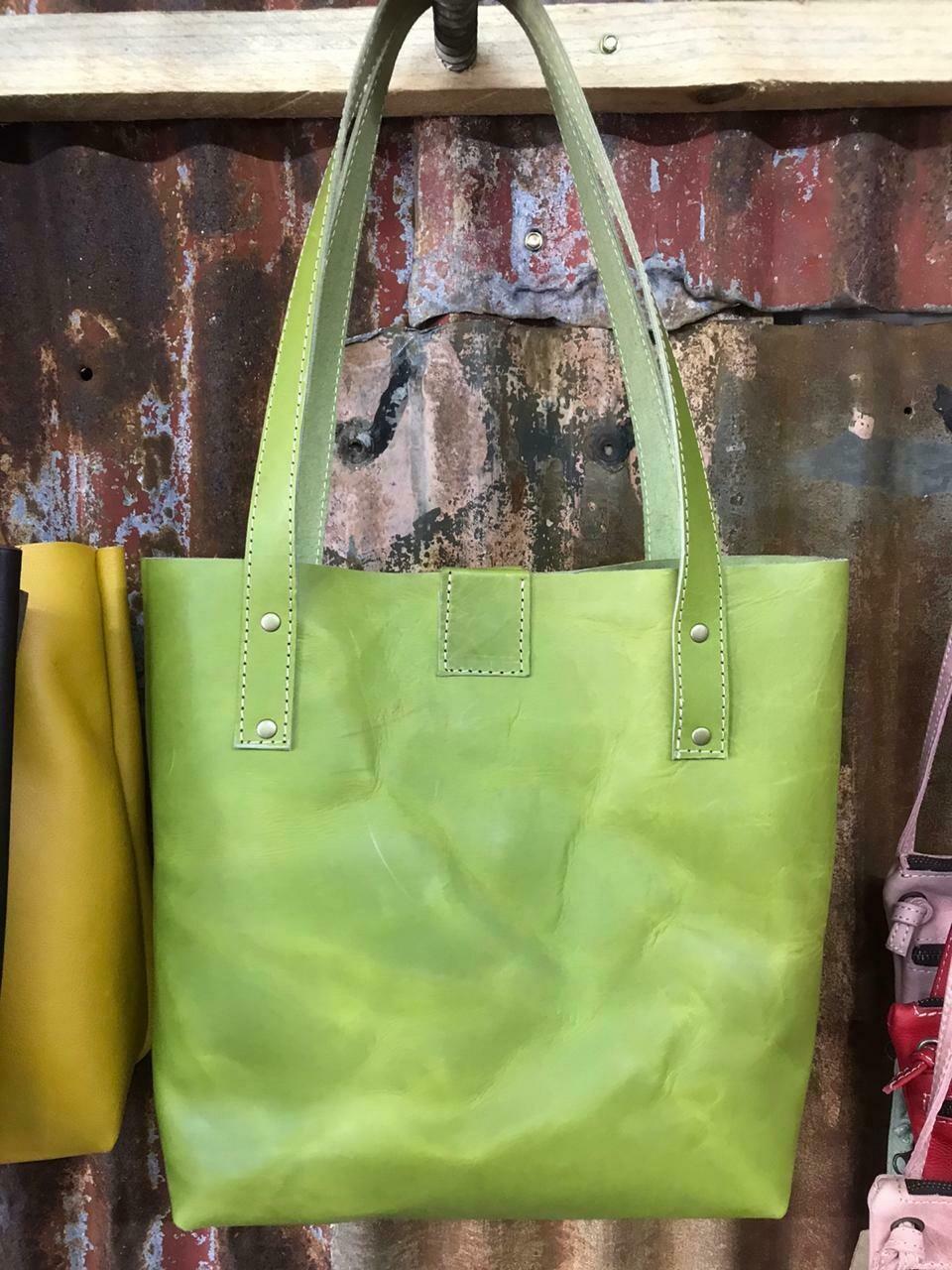 Pippa Green Tote Bag