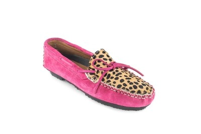 Pink Panther Moccasin