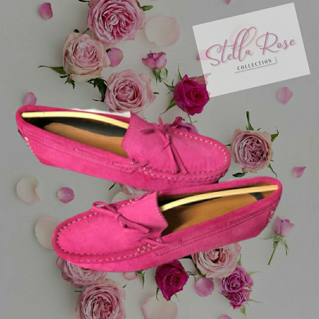 Pink Moccasin SRC7c