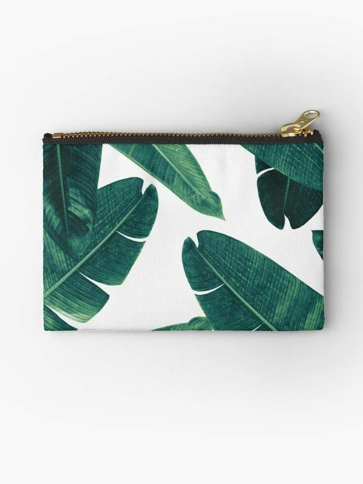 Fabric cosmetic bags