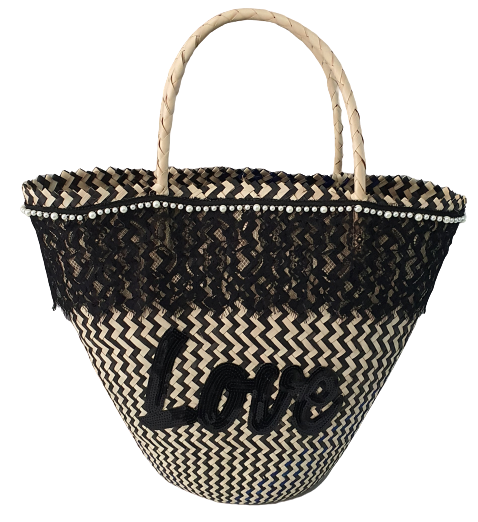 Love and Lace basket
