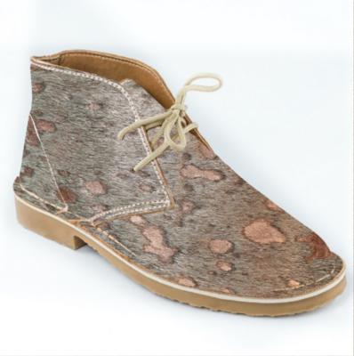 Acid Metallic Safari Boot/Vellie