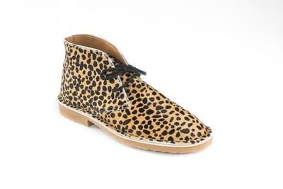 Wild Animal Print Safari Boot/Vellie