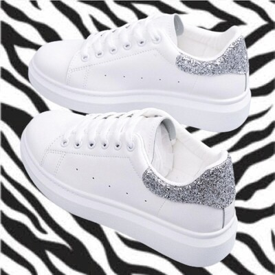 Silver Lining Sneakers