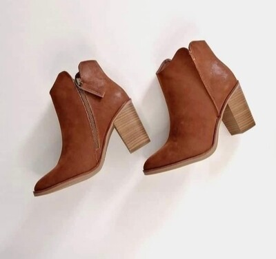 Ankle cowgirl boots
