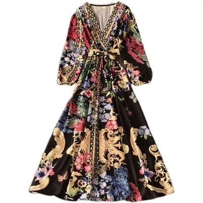 Maxi Wild Dress