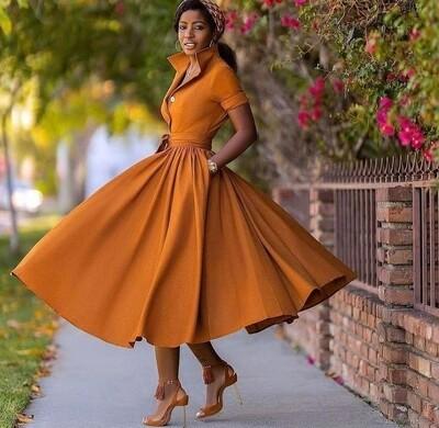 The Safari Dress