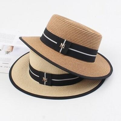 Panama Boat Hats