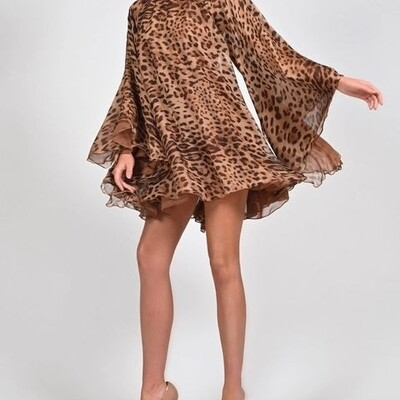 Angelina Wild Dress
