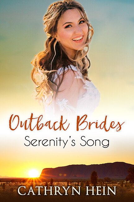 Serenity's Song (Outback Brides Book 2)