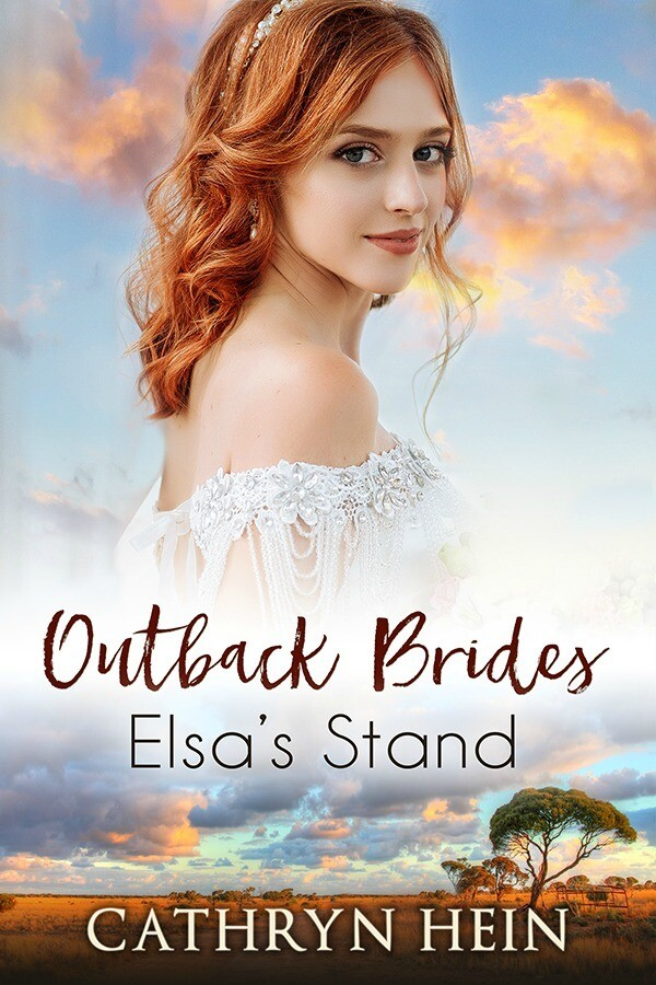 Elsa's Stand (Outback Brides Book 1)