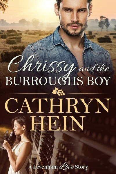 Chrissy and the Burroughs Boy (A Levenham Love Story Book 4)