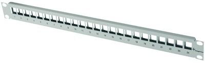פאנל 24 6A Telegärtner ריק - מקורי