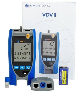מכשיר בדיקה IDEAL VDV II בסיסי