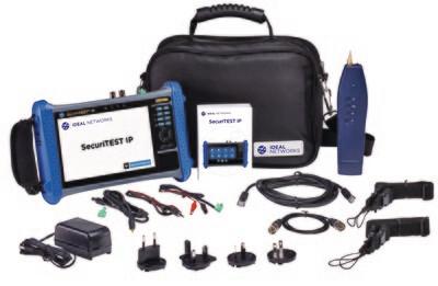 מכשיר בדיקה למצלמות IDEAL SECURITEST IP
