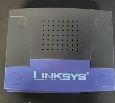 Linksys switch